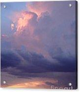 Desert Rainstorm 6 Acrylic Print