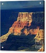 Desert View Grand Canyon 2 Acrylic Print