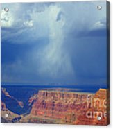 Desert View Grand Canyon Acrylic Print