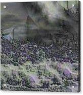 Desert Winds Acrylic Print