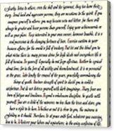 Desiderata Romanesque Acrylic Print