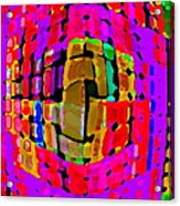 Designer Phone Case Art Colorful Rich Bold Abstracts Cell Phone Covers Carole Spandau Cbs Art 138 Acrylic Print