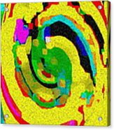 Designer Phone Case Art Colorful Rich Bold Abstracts Cell Phone Covers Carole Spandau Cbs Art 139  Acrylic Print