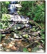Desoto Falls Acrylic Print