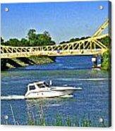 Destination Sacramento Acrylic Print