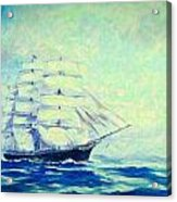 Destination Unknown 3 Acrylic Print
