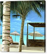 Destiny Turks And Caicos Acrylic Print