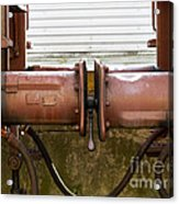 Detail Of Bumper Acrylic Print