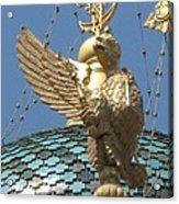 Detail Russian Church II - Nice Acrylic Print