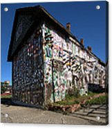 Detroit Africa Town - African Bead Museum #2 Acrylic Print