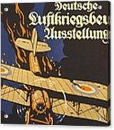 Deutsche Luftkriegsbeute Ausstellung Acrylic Print