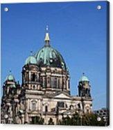 Deutscher Dom Acrylic Print