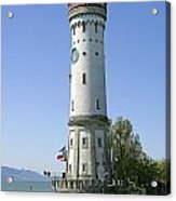 Deutschland, Bayern, Lindau Am Acrylic Print by Tips Images