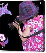 Developing Imagination Acrylic Print