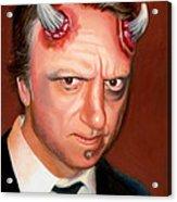 Devil Sean Acrylic Print