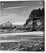 Devil's Elbow Beach Acrylic Print