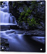 Devil's Hopyard Waterfall Acrylic Print