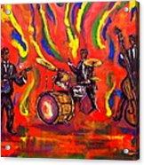 Devils Music Acrylic Print