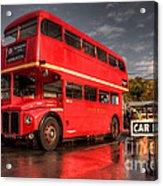 Devon Routemaster  Acrylic Print