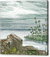 Devonian Period Acrylic Print