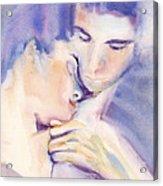 Devotional Surrender Acrylic Print
