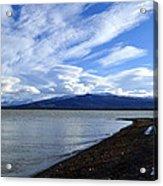 Dezadeash Lake Acrylic Print
