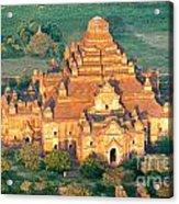 Dhammayangyi Temple - Bagan Acrylic Print