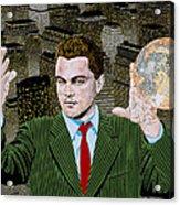 Di Caprio  Acrylic Print