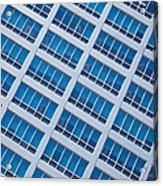 Diagonal View Acrylic Print