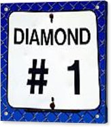 Diamond 1 Acrylic Print