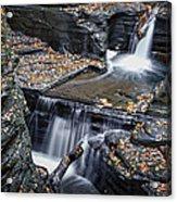 Diamond Falls Acrylic Print