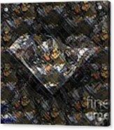 Diamond Fantasia Acrylic Print