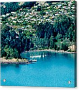 Diamond Harbour Acrylic Print