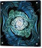 Diamond Nest Acrylic Print