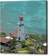 Diamondhead Lighthouse Acrylic Print