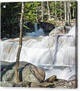 Dianas Bath - North Conway New Hampshire Usa Acrylic Print