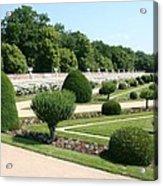 Diane De Poitiers' Gardens Acrylic Print