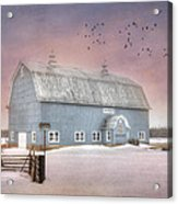 Dickey Hill Farm Acrylic Print
