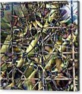 Difference Window Acrylic Print