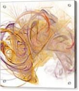 Diffusion 5 Acrylic Print