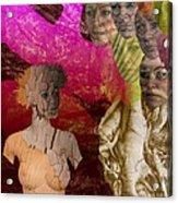 Digindeep Acrylic Print
