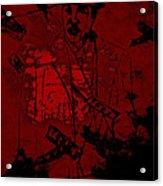 Digital Capone Acrylic Print