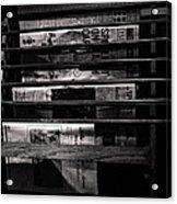 Digital Carnage Acrylic Print
