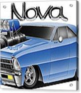 Digital Nova Acrylic Print
