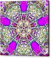 Dimensional Crossover Acrylic Print