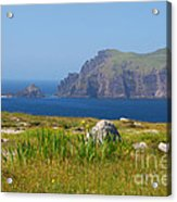 Dingle Coast Acrylic Print