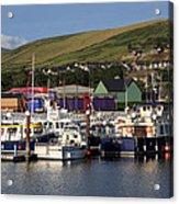 Dingle Harbour County Kerry Ireland Acrylic Print