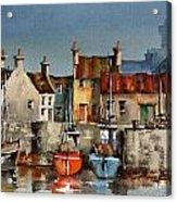 Dingle Harbour  Kerry Acrylic Print