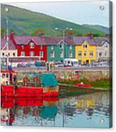 Dingle Ireland Acrylic Print