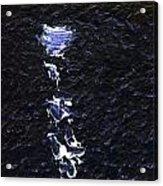 Dingle Quay By Night Detail 2 On The Wild Atlantic Way Of Western Ireland Acrylic Print